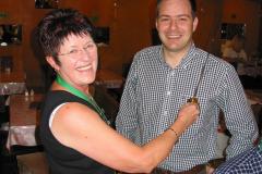 2010 Nouveau chevalier : M. Rosseljong Jeff