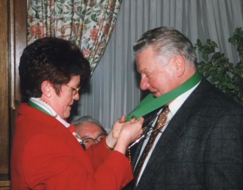2000 Nouveau chevalier M. Schmit Roby