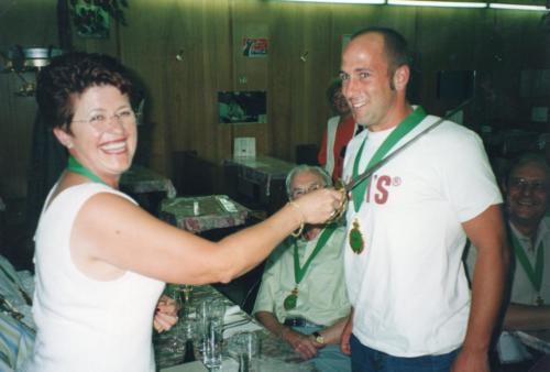 2003 Nouveau chevalier M.Kops Christian