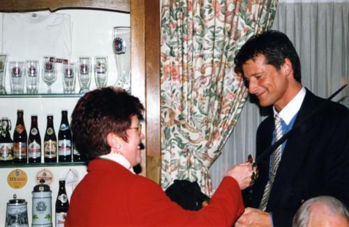 2000 Nouveau chevalier M. Degrott Patrick