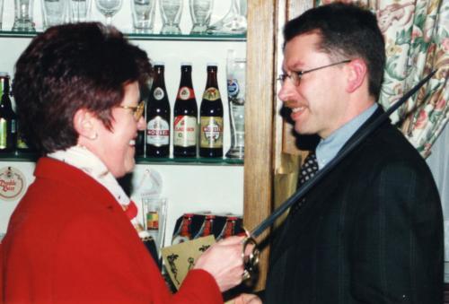 2000 Nouveau chevalier M. Wagner Marc