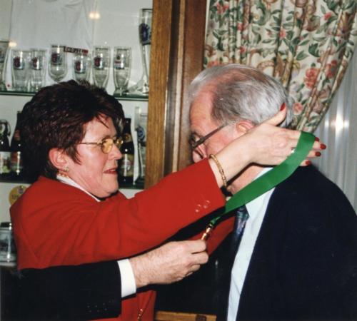 2000 Nouveau chevalier M. Müller Jean-Pierre