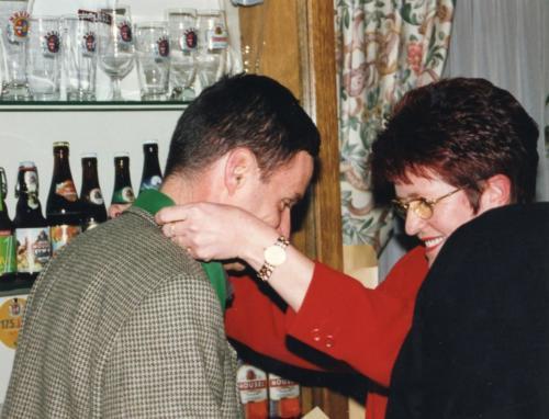 2000 Nouveau chevalier M. Faber Marc