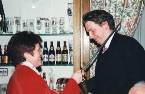 2000 Nouveau chevalier M. Watry Philippe