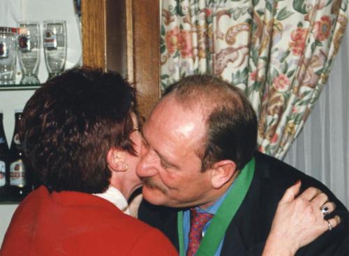 2000 Nouveau chevalier M. Hut John
